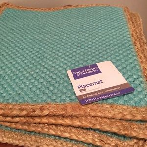 Other - Set of 4 Jute Placemates